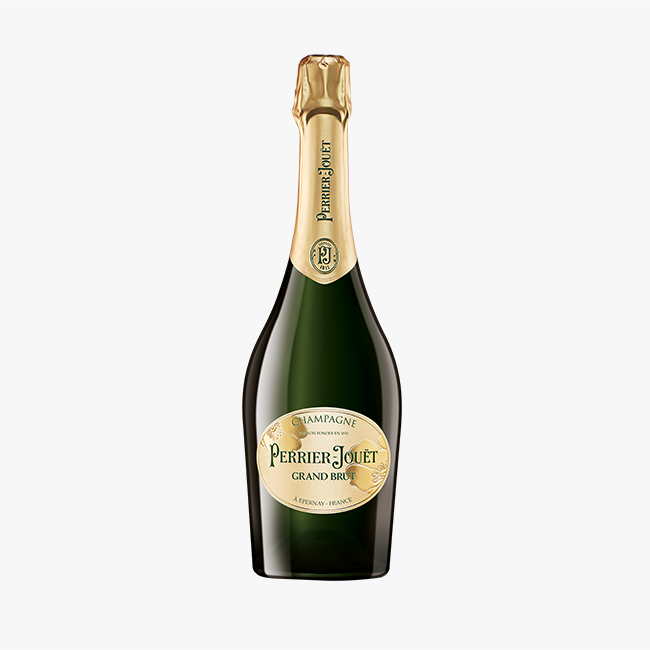 Perrier-Jouët Grand Brut Champagne Bottle