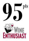 WIne Enthusiast Rating